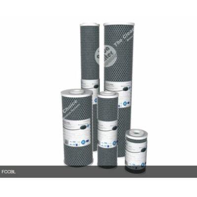 FCCBL-L aktív szén tömb szűrőbetét