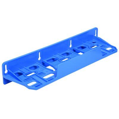 Műanyag szűrőház tartó konzol 3 db szűrőház részére FXBR3PN-B