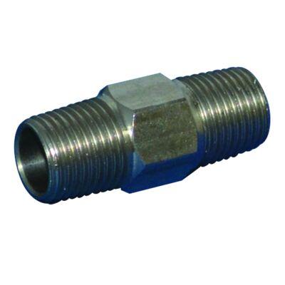 Rozsdamentes acél visszacsapó szelep 2x 1/8″ menetes csatlakozással