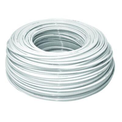 Fehér polietilén vízcső 1/4″