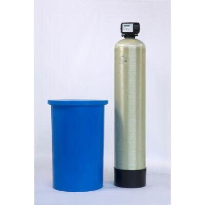 Kombinált töltetes vízkezelő berendezés