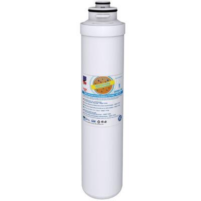 In-line vízlágyító és vastalanító patron az EXCITO-WAVE készülékhez