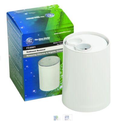 Szűrőbetét, az FH2000-K vízcsapra szerelhető víztisztító szűrőbetétje.