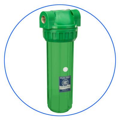 """Aquafilter 10"""" baktérium és UV elleni védelemmel ellátot szűrőház"""