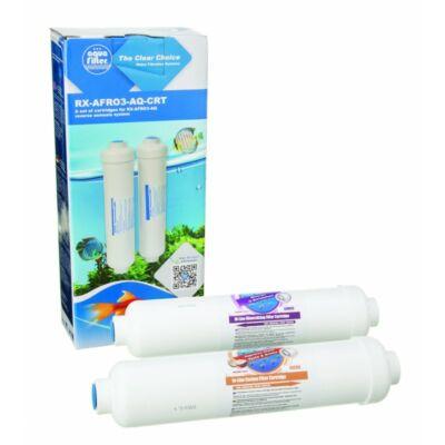 Szűrőbetét készlet akvárium víztisztítóhoz
