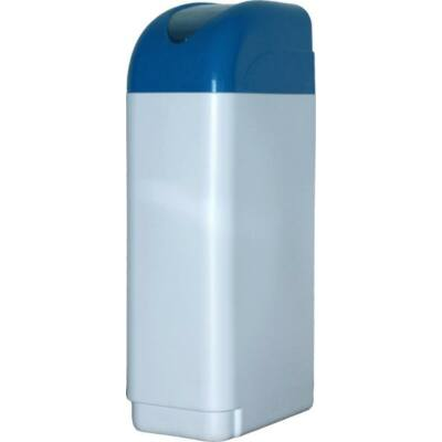 Mennyiség és idővezérelt vízlágyító 25 liter gyantatöltettel